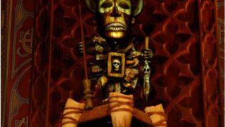 シリキウトゥンドゥの消える謎(仕組み)とは?タワーオブテラーの人形(銅像)の名前の意味も!