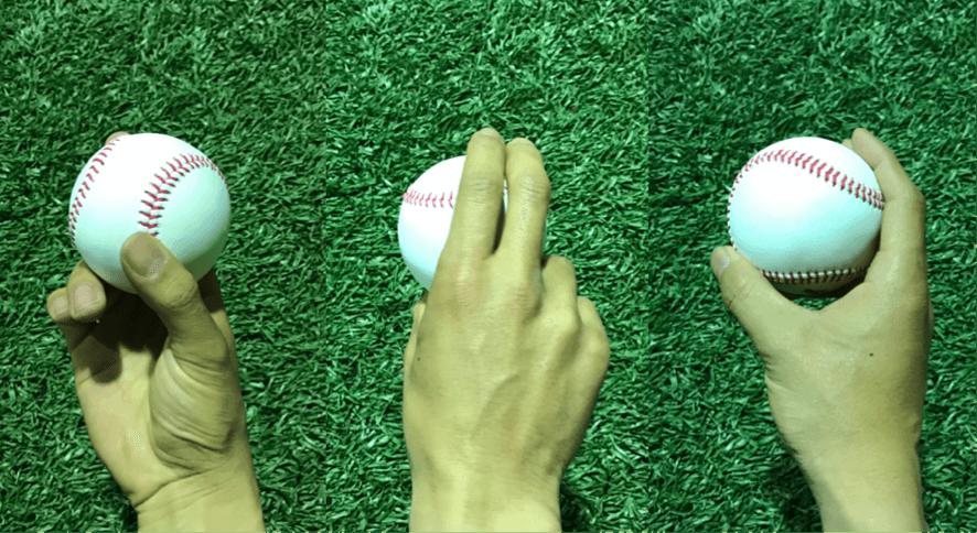 カーブとスライダーの違いと見分け方は?軌道や投げ方/握り方で区別できる?