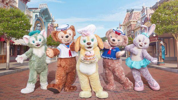 ディズニー新キャラ/犬のクッキーは香港限定?由来やダッフィーとの出会いも!