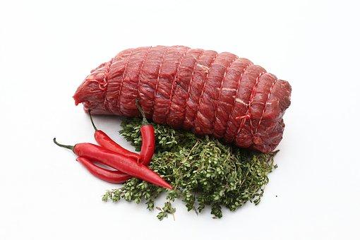 トウガラシ(牛肉)の部位と由来や特徴は?ローストビーフがオススメの食べ方?