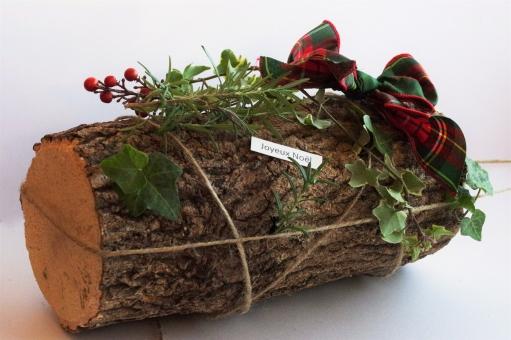 ブッシュドノエルの意味/由来とは?クリスマスケーキで食べるのはなぜ?