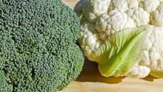 ブロッコリーとカリフラワーの違いとは?栄養・茹で時間・味も比較!