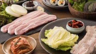 サムギョプサルの食べ方とは?どんな料理なの?カロリーやレシピも紹介!