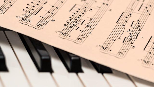 ヴィーデの音楽記号の意味とは?コーダとの関係は?楽譜での表記は何?