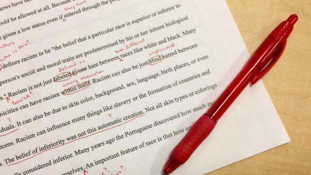校正の意味とは?推敲との違いは何?校正記号や使い方も調査!