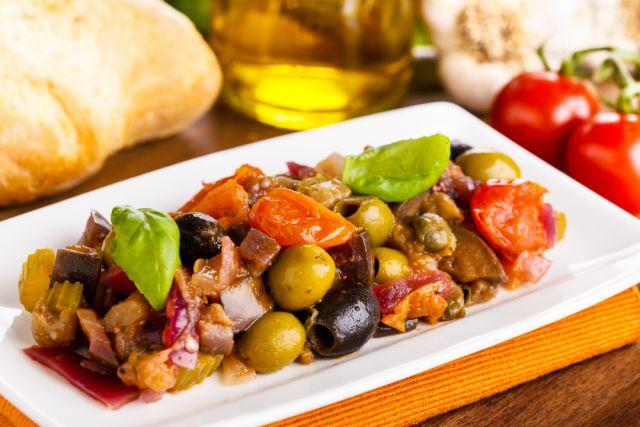 カポナータとは?ラタトゥイユとの違いやカロリー・作り方は?イタリア料理?