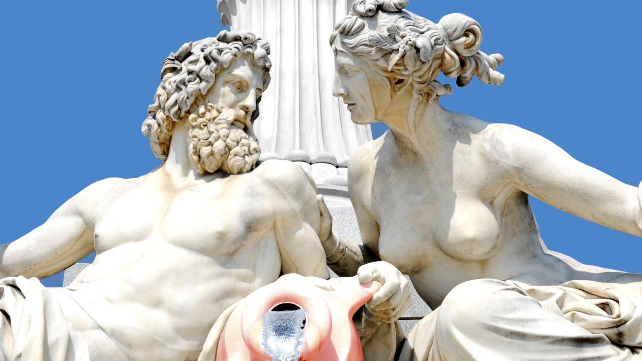 タイタンの意味とは?日本語訳は?語源は英語でギリシャ神話が発祥?