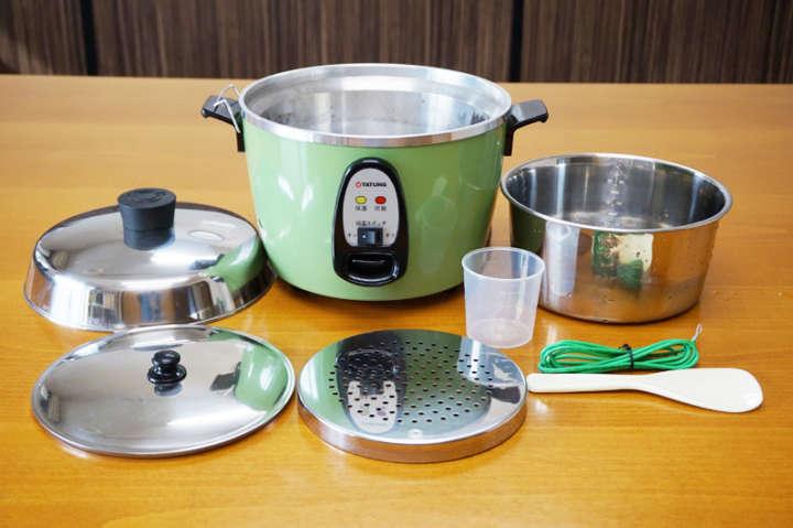 大同電鍋とは?電気代・サイズ・価格帯は?炊飯/蒸し/煮込料理が可能な神器?!
