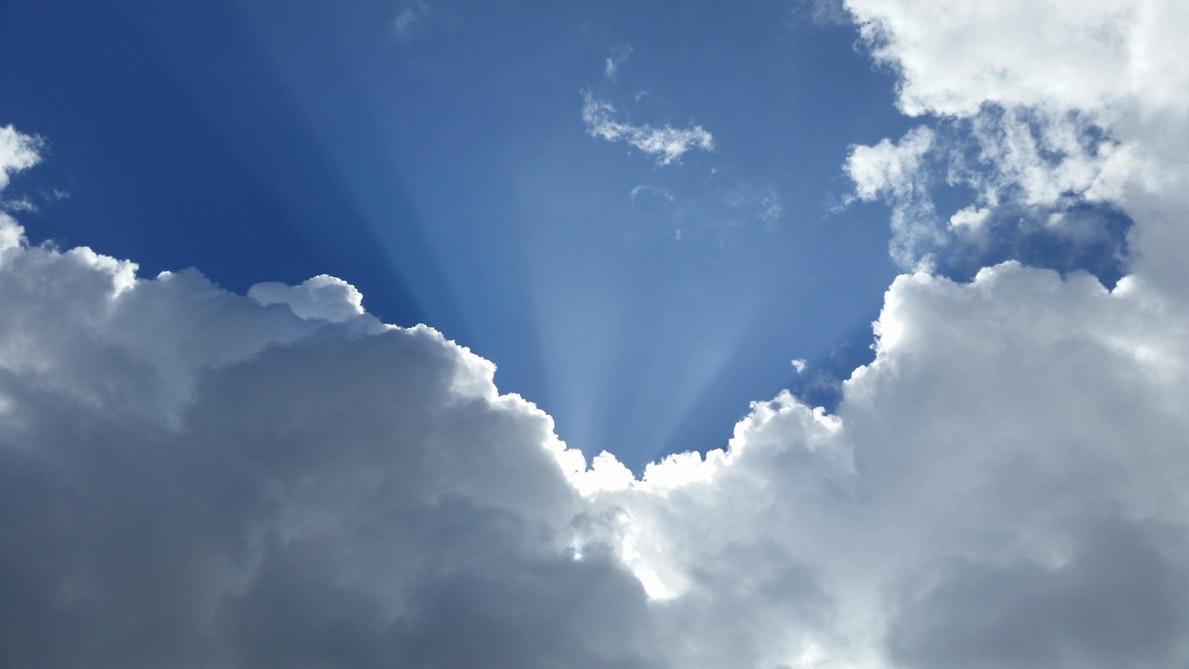 青天井の意味とは?スロット/ガチャ/株と関係が?英語では何て言う?