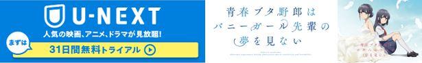 青春ブタ野郎映画動画を無料フル視聴する方法を紹介!